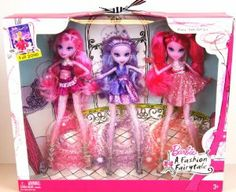 Fashion Fairy Tale Toy Barbie a Fashion Fairytale
