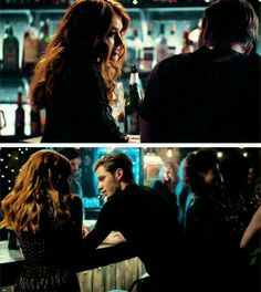 Clary and Jace #clace #Shadowhunters