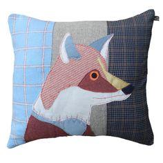 The Fox Cushion | ACHICA