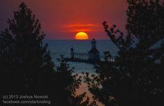 St. Joseph, Michigan - Photo by Joshua Nowicki