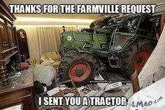 37 Best Funny Tractor Pics Images Funny Images Jokes Tractors
