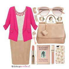 """Madame Bovary"" by ulimolly on Polyvore Styling Ideas using Clique Fashion Shell - Sweet Love #dressyouriphone @Clique 