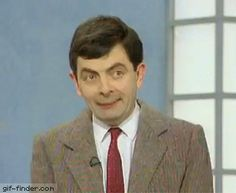 Mr Bean – OMG! | Gif Finder – Find and Share funny animated gifs