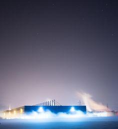 Industry Northern Lights, Industrial, Nature, Photography, Travel, Naturaleza, Photograph, Viajes, Fotografie
