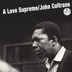 Iconic Album Covers - John Coltrane's Love Supreme