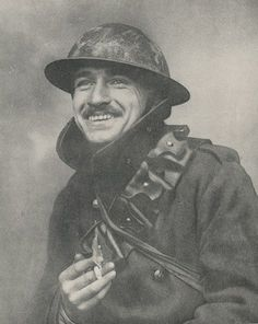 The Brodie helmet, called Mk I helmet in Britain and the M1917 Helmet in the U.S., was a steel helmet patented in 1915 by Englishman John Leopold Brodie. It was called the shrapnel helmet, Tommy helmet, Tin Hat, and in the U.S. the doughboy helmet. It was also known as the dishpan hat, tin pan hat, washbasin, battle bowler (when worn by officers), and Kelly helmet.The Germans called it the Salatschüssel (salad bowl).