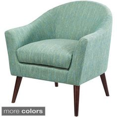 Shop for Madison Park Dev Chair--3 Color Options. Get free shipping at Overstock.com - Your Online Furniture Outlet Store! Get 5% in rewards with Club O!