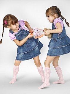 Las peleas entre los niños y niñas