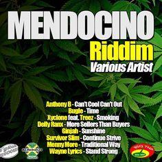 Mendocino Riddim - RSQTHP Music Group - Riddim Tun Up