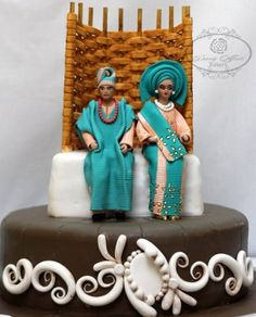 nigerian wedding cake toppers tradtional wedding cakes nigeria 0001 traditional 17878