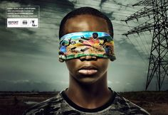 #Advertising against human trafficking by DDB #Mozambique #africa http://www.ddb.co.mz/