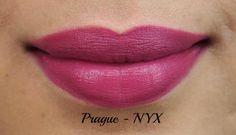 Resenha do Soft Matte Lip Cream Prague no Blog da Fran