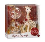Sophie The Giraffe Christmas gift set - very cute baby Xmas gift!