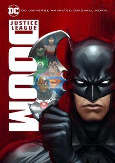 Películas Animadas del Universo DC, un intento de Guía Organizada
