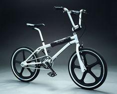 White BMX