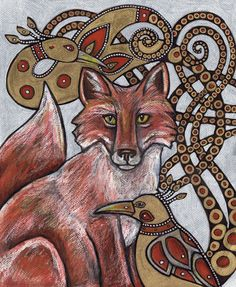 Animal Art by Lynnette Shelley, Philadelphia PA artist