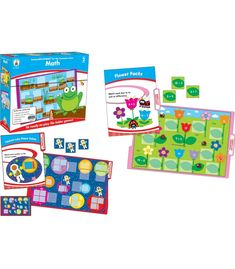 Perfect for use in centers or for individual practice, these fun and engaging file folder games are aligned with Common Core State Standards for curriculum reinforcement.  Features include 16 full color game boards with coordinating game pieces and a 24 page resource guide.