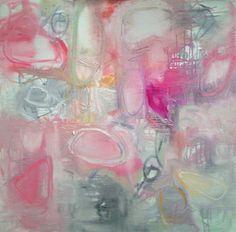 "Saatchi Online Artist Trixie Pitts; Painting, ""Open Heart "" #art"
