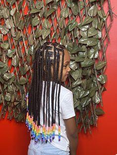 Black Kids Braids Hairstyles, Young Girls Hairstyles, Cute Hairstyles For Kids, Girls Natural Hairstyles, Baby Girl Hairstyles, Toddler Hairstyles, Toddler Braid Styles, Braid Styles For Girls, Toddler Braids