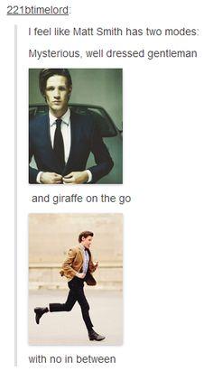 Hes not a giraffe, hes a majestic unicorn of awkwardness!!! Sie inetessieren sich für den einzigartigen Gentleman Look? Schauen Sie im Blog vorbei www.thegentlemanclub.de