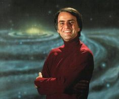 In case you have no idea who Carl Sagan is. well, you should, basically. Carl Sagan is one of those men who brought science to the people, making Pseudo Science, Science And Nature, Crop Circles, Stephen Hawking, Carl Sagan Cosmos, Hard Truth, We Are The World, Smoking Weed, People Smoking