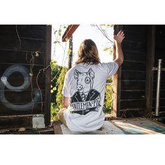 Gentleman Pig!!! Shop link in Bio. #tees #streetwear #surfwear