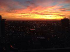 Chicago Summer Sunset