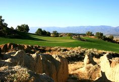 Four Mile Ranch, Canon City - so excited to golf here tomorrow!