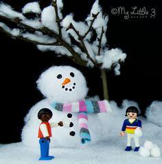 Small World Snow Play