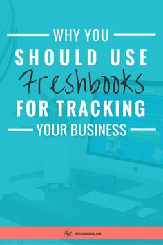 How to use Freshbooks in your business to track your income and expenses. Click through to watch the tutorial