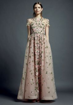 Gorgeous look by Valentino Resort 2013 (via miss moss, see also: http://pinterest.com/pin/74450200059611948/)
