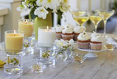 KESÄHÄÄT  Tee ikimuistoisesta päivästä erityisen tunnelmallinen kynttilänvalolla ja tuoksuilla – kokeile vaikka Luovuus innovaatio –votiivisomisteparia ja Luovuus – monikäyttöinen somisteparia. #partylite #candles #decoration #wedding #häät #bröllop