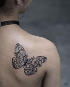 6491ba365f808 21 Best butterfly mandala tattoo images in 2019 | Awesome tattoos ...