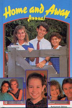 Home and away - still going strong. Watch it everyday when its on. 1980s Childhood, My Childhood Memories, 1990s Nostalgia, Old Shows, 80s Kids, Vintage Children's Books, Teenage Years, Classic Tv, The Good Old Days