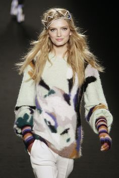 Flirty, Feminine, Fantastic Sonia Rykiel - Wildfox inspiration for artists - Inspiration for artists from Wildfox Couture