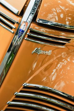 1940 Plymouth Deluxe Woody Wagon Grille