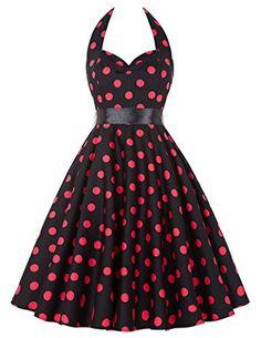 Grace Karin Women Vintage Dresses Polka Dots 50s Rockabil... https://www.amazon.com/gp/product/B01G503K4Q/ref=as_li_qf_sp_asin_il_tl?ie=UTF8&tag=rockaclothsto-20&camp=1789&creative=9325&linkCode=as2&creativeASIN=B01G503K4Q&linkId=43e1aa31562504f9cc9553f0c7723f58