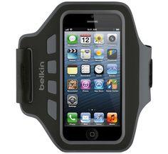 Belkin Ease-Fit Armband, brazalete para hacer deporte con el iPhone 5