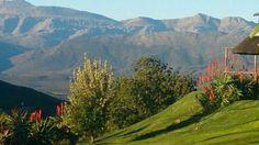 View from room 106 (honeymoon suite) Honeymoon Suite, Mountain Resort, Golf Courses, Mountains, Nature, Room, Travel, Bedroom, Naturaleza