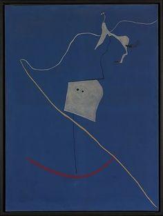 Circus Horse ░░ Joan Miró (Spanish, Barcelona 1893–1983 Palma de Mallorca) Date: 1927