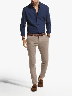 mens Jeans – High Fashion For Men Trajes Business Casual, Business Casual Men, Business Suits, Smart Casual Wear, Men Casual, Men's Summer Smart Casual, Casual Shirts For Men, Chinos Men Outfit, Men Shorts