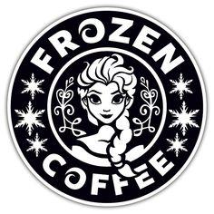 Silhouettes Disney, Disney Silhouette Art, Disney Starbucks, Starbucks Logo, Disney Font Free, Disney Fonts, Frozen Font, Custom Starbucks Cup, One Piece Drawing