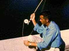 1956 World Champion Fly Fishing Demonstration