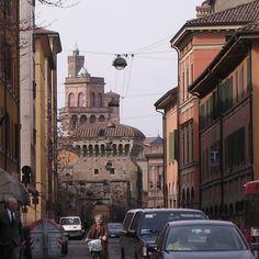Bologna : Porta San Donato