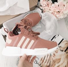 Blush and muted sneakers http://www.justtrendygirls.com/blush-and-muted-sneakers/