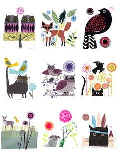 My Owl Barn: Jane Ormes