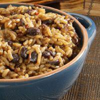 Cuban Arroz Moro recipe | Best Black Beans and Rice of Cuba