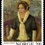 Norwegian writer Sigrid Undset, Nobel Prize, Nazi Germany, Danish, Oslo, history and culture, secretary, manuscript, historical novel, medieval Denmark