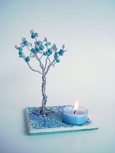 Wire tree idea