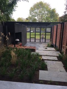 Recently Completed: Parkville - Eckersley Garden Architecture